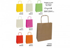 SHOPPER IN CARTA 36x12x41cm